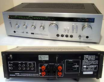 Pioneer Integrated Hi-FI Stereo Amplifier