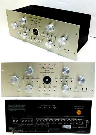 Phase Linear Pre-Amplifier