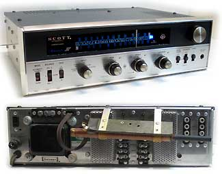Pioneer Analog Stereo Receiver