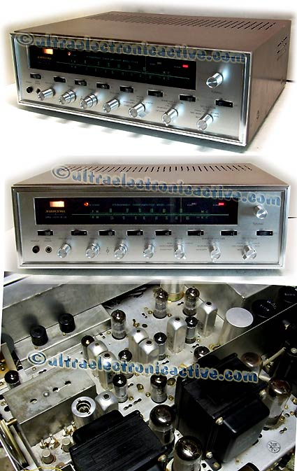 Sansui 1000A Tube Stereo Receiver