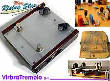 Handcrafted Tremolo Pedal