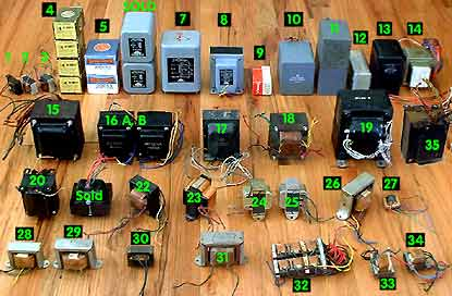 Vacuum Tube Electronic Chasis + Parts