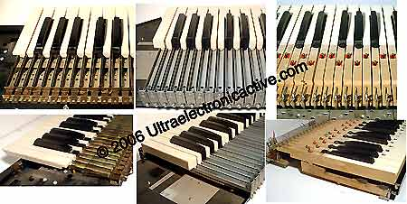 Tinkering with Keyboards or Organs? Parts for Sale