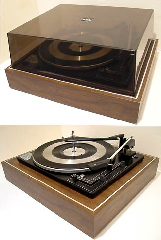 3 speed BSR Record Changer for 33, 45, 78 RPM