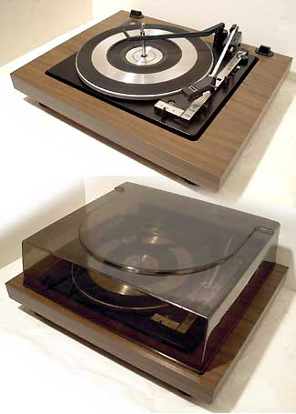 BSR Record Changer
