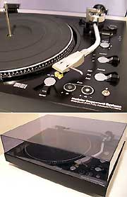 Technics / MCS Direcet Drive 4 Speed Record Chagner
