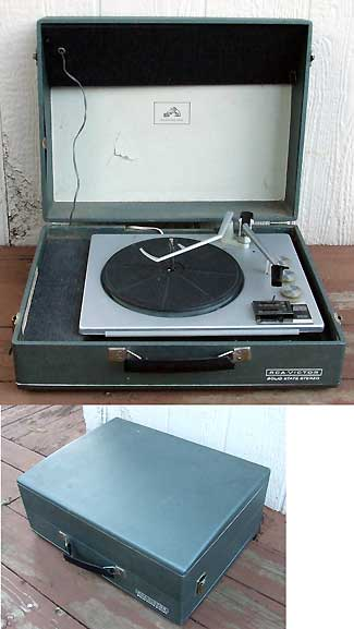 Vintage1960's stereo soliud state record changer
