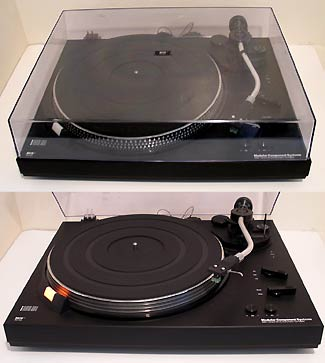 MCS / Technics Direct Drive Turn Table w/ pitch control