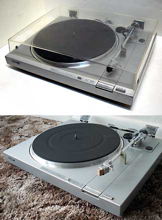 SONY Direct Drive Turntable