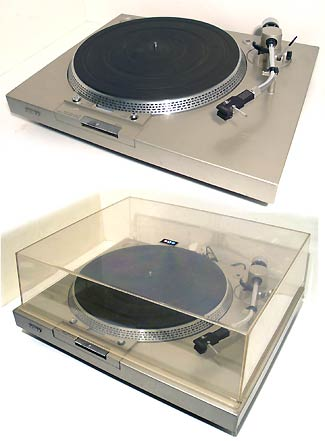 70's SONY Direct Drive Turntable
