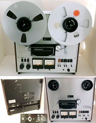 5b5b1c9cb420 Vintage Analog Open Reel Tape Decks and Audio Recording Equipment ...