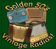Click for portabble tube radios!